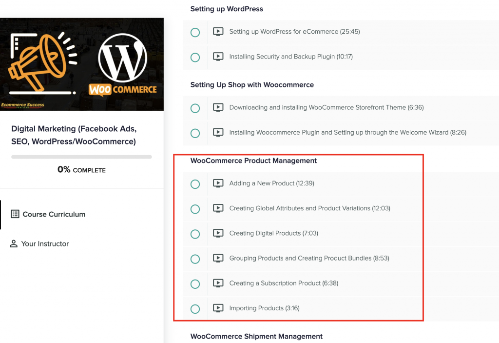 Loading Products in WooCommerce